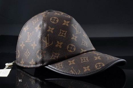 d7de4737a4364 Louis Vuitton Designer Baseball Caps Snapbacks Hats 02 Monogram Brown