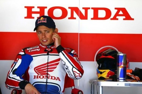 Casey Stoner Will Continue To Test Ride for HRC in 2015 | Motorcycle World | Scoop.it