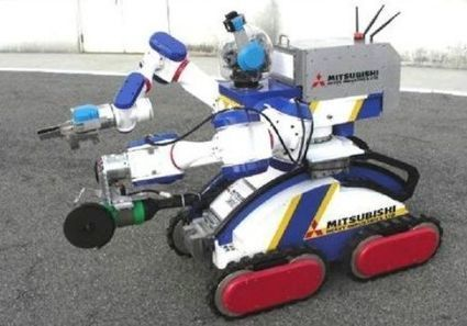 Robots to clean Fukushima nuclear plant - New Europe | Robotic applications | Scoop.it