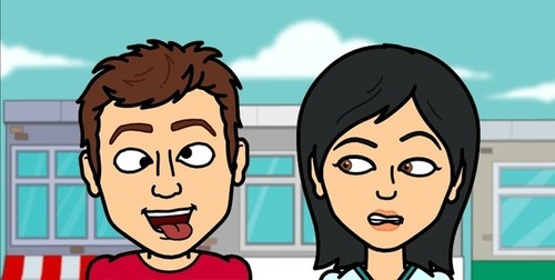 Bitstrips Make Your Own Comic Strips And Cartoon Characters Media Psychology Blog