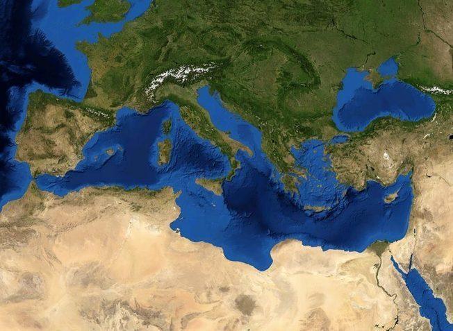 """La Méditerranée va compter 250 millions de """"pauvres en eau"""" d'ici 2040"""