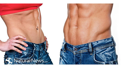 Top 5 Supplements to Supercharge Fat Burning - Natural News Blogs | Go Sugar Free Now | Scoop.it