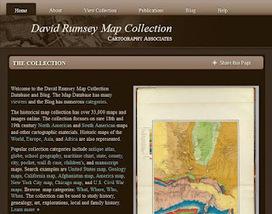 La Boite à Outils des Historiens: Une nouvelle mine d'or : la collection de cartes historiques de David Rumsey   L'écho d'antan   Scoop.it