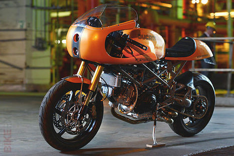 Red Max Speed Shop Ducati Monster | Ductalk Ducati News | Scoop.it