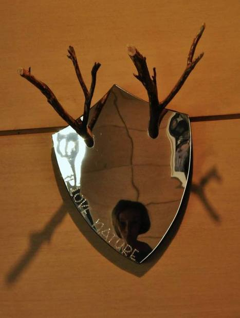 "Wela: ""I love nature"" | Art Installations, Sculpture, Contemporary Art | Scoop.it"