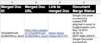 Formulario para informe del tutor de 1º de ESO (y II) | Profesores TIC | Scoop.it