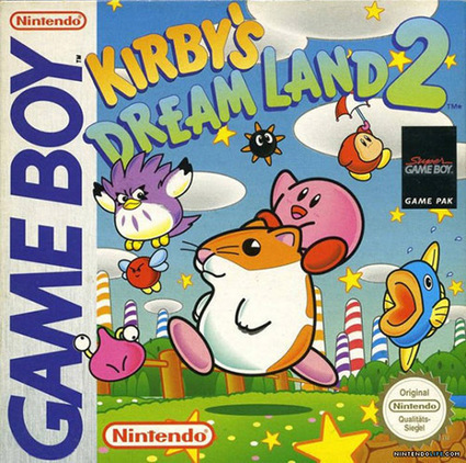 Play Kirby's Dream Land 2 On GBA Game Boy Ȁ