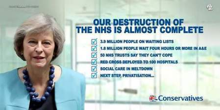Should this be the new Conservative campaign poster? | Welfare, Disability, Politics and People's Right's | Scoop.it