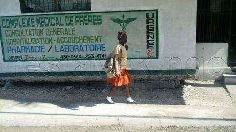 Ayiti Now Corp Book Bank Restavek Haiti454