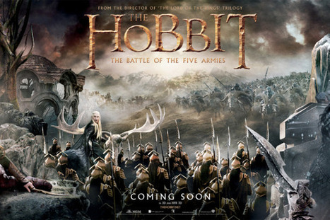 The Hobbit Trilogy Marathon Coming To IMAX | 'The Hobbit' Film | Scoop.it