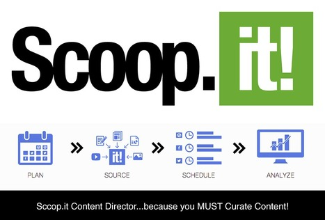 Content Director by Scoop.it: Because We MUST Curate Content | Curation Revolution | Scoop.it