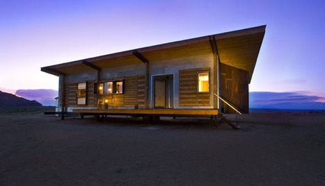 Students design and build new homes for Navajo families | SmartPlanet | sustainable architecture | Scoop.it