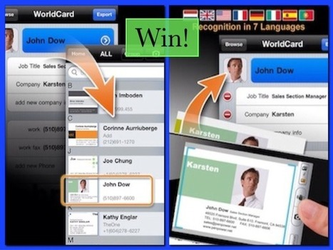 WorldCard Mobile and WorldCard HD Giveaway | Winning The Internet | Scoop.it