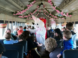Easter Bunny Express Trains | Central New York Traveler | Scoop.it