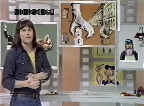 Terry Gilliam Reveals the Secrets of Monty Python Animations: A 1974 How-To Guide   Geek out   Scoop.it
