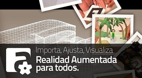 Utiliza realidad aumentada en tus clases con Au... | realidad aumentada v | Scoop.it