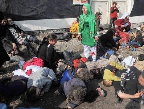 Two Afghanistan bombings aimed at Shiites kill at least 59 people | Coveting Freedom | Scoop.it