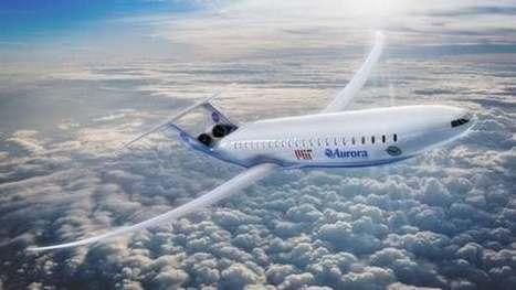 NASA backs X-plane development of twin-hull Aurora D8 airliner | Cool New Tech | Scoop.it