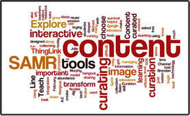 Content Curation Through the SAMR Lens By Using ThingLink | Ed Tech | Scoop.it