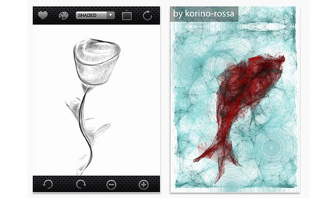 30+ Cool iPad Apps for Designers | iPad for Art | Scoop.it