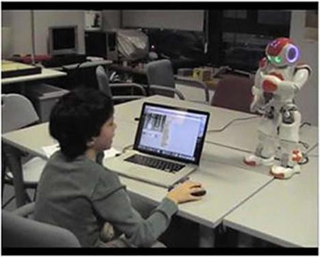 A step closer to robotic tutors for the classroom | Employee Engagement & Retention | Scoop.it