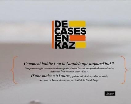 De Cases en Kaz : Comment habite-t-on en Guadeloupe aujourd'hui ? | La petite revue du journaliste web | Scoop.it