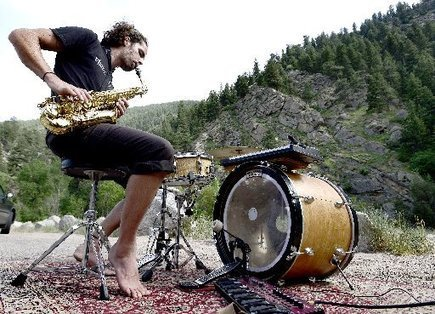 Warning: There's a Helicopterbearshark in Boulder Canyon... and he rocks | JazzLife | Scoop.it