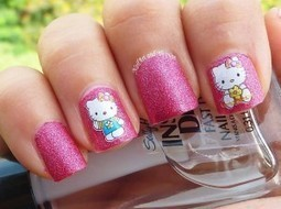 Simple Nail Art Design Ideas For Beginners At Home | Nail Designs | Scoop.it