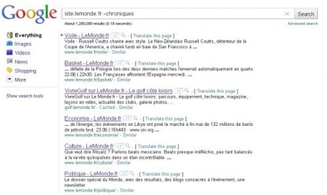 Ramenos | Audit technique seo d'un site web : le guide détaillé en 10 points | Time to Learn | Scoop.it