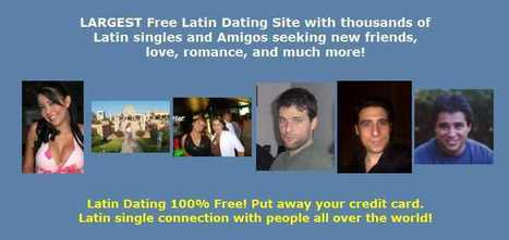 free latin dating site jokes Free latin dating site - if you are really looking for relationship or special thing called love, then this site is for you, just sign up and start dating in short, it consists of a series of mini dates to introduce you to several potential partners meetings in a very short time.