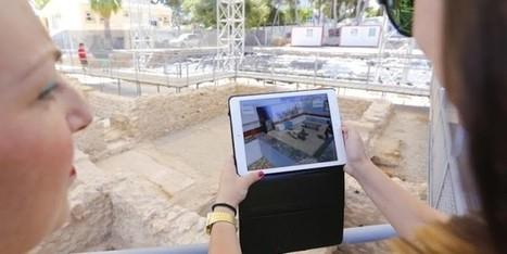 El Museo Villa Romana de l'Albir estrena una aplicación de realidad aumentada para visitar las termas en 3D - Nueva Museología   REALIDAD AUMENTADA Y ENSEÑANZA 3.0 - AUGMENTED REALITY AND TEACHING 3.0   Scoop.it