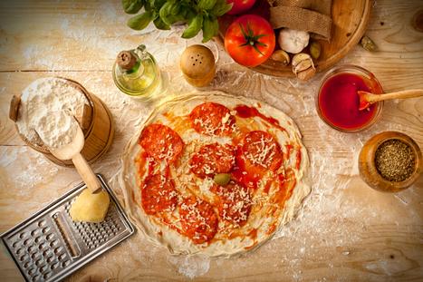Sabato sera pizza con gli amici: 15 ricette   La Cucina Italiana - De Italiaanse Keuken - The Italian Kitchen   Scoop.it
