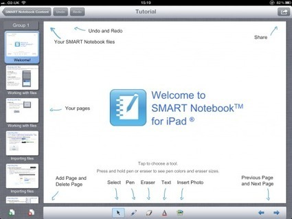 Smart Notebook App for the iPad Launched - A First Look | IKT och iPad i undervisningen | Scoop.it
