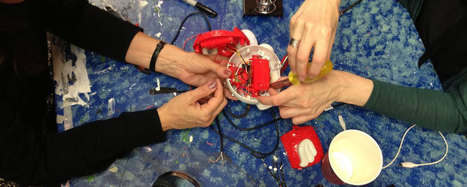 DIYAbility | MakerSpace in the School Library Media Center | Scoop.it