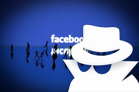 #Facebook : comment ne pas être vu en ligne ? | formation reseaux sociaux, internet, logiciels | Scoop.it