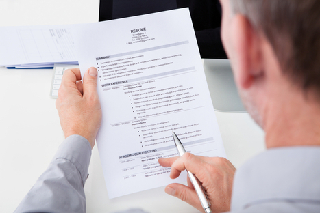 10 Common Resume Problems You Probably Have | MILE HR | Scoop.it