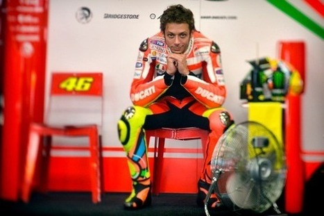 Valentino Rossi, Scatto 1,2,3,4 – The Photographer Challenge | Ducati.net | Desmopro News | Scoop.it