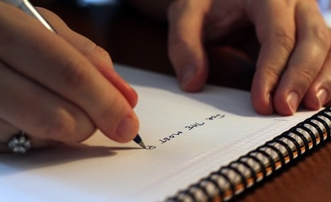Is Handwriting Worth Saving? | Beyond the Stacks | Scoop.it
