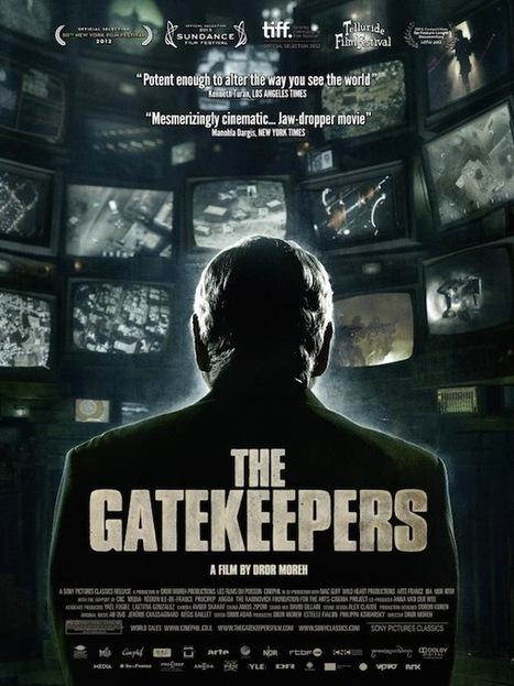 """""""The Gatekeepers"""": il film sui servizi segreti israeliani che sembra un thriller e che, invece, è realtà   Scrivere e leggere thriller psicologici   Scoop.it"""