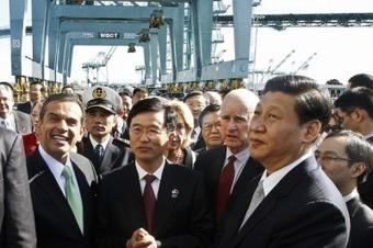 Xi Jinping: 中華人民共和國 China's First Social Media President?   Chinese Cyber Code Conflict   Scoop.it