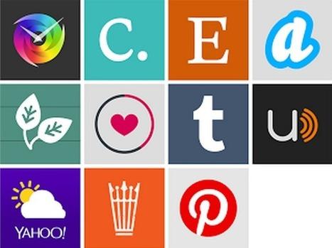 Los 11 mejores diseños de apps seleccionados por Google - El Android Libre | iPADS EN EDUCACIÓN | Scoop.it