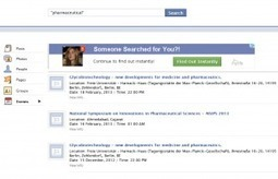 FBSearch. Un moteur de recherche pour Facebook. | Ma veille - Technos et Réseaux Sociaux | Scoop.it