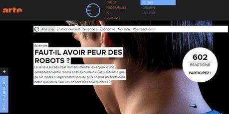 Le tout-numérique d'Arte - Le Monde - Le Monde | Opinion et tendances numériques | Scoop.it