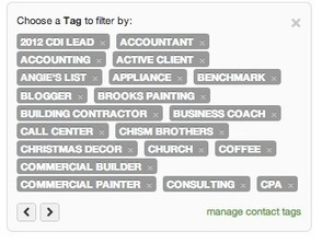 How to Use Tags in Your CRM | A David Creation | CRM (Customer Relationship Management) & Customer Loyalty | Scoop.it