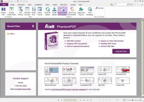 Download Foxit PhantomPDF Business 7 1 5 0425 C