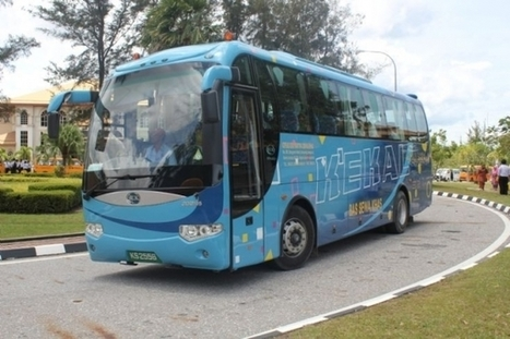 China to deliver 500 new-energy buses to Thailand| glObserver Global Economics | glObserver Asia | Scoop.it