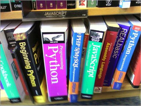 Libros que deberías leer si quieres aprender Python | Docentes:  ¿Inmigrantes o peregrinos digitales? | Scoop.it