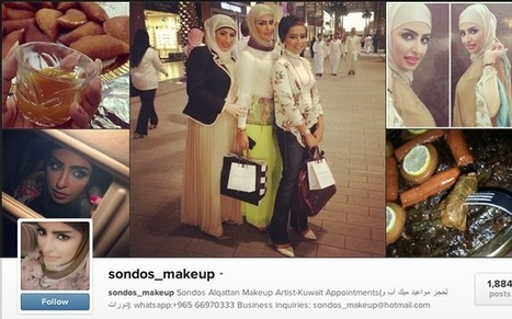 In Kuwait, Instagram Accounts Are Big Business | Social Media Tips | Scoop.it