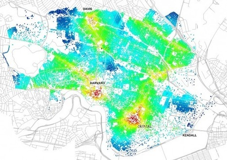 MIT-Singapore design center creates free software tool to analyze cities as spatial networks | Economia y sistemas complejos | Scoop.it