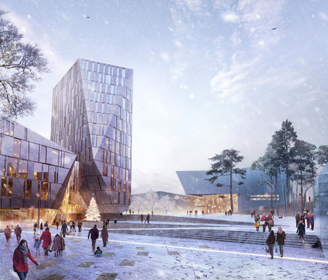 haptic + NORDIC to redesign straume's urban center | Digital-News on Scoop.it today | Scoop.it
